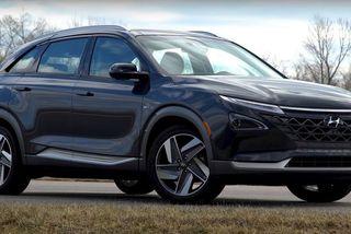 Ô tô chạy bằng khí hydro, mục tiêu mới của hãng Hyundai