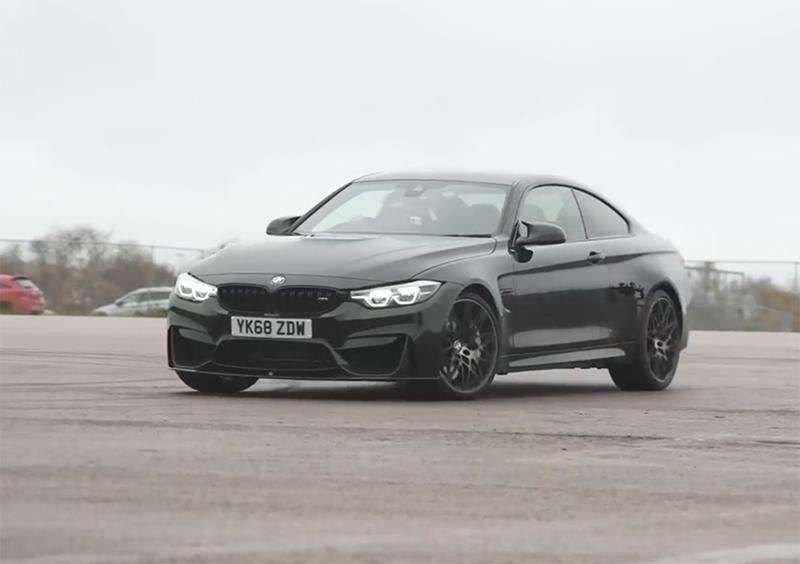 Ngưỡng mộ cụ bà 70 tuổi drift 360 độ xe BMW điêu luyện