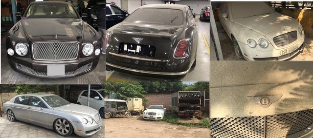 'Xót của' những siêu xe tiền tỷ bị 'bỏ xó' tại Việt Nam