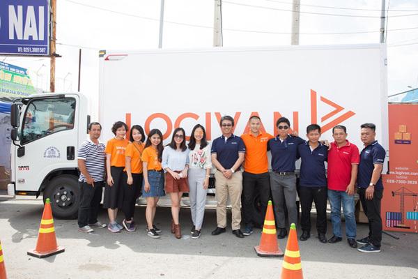 Logivan công bố gọi vốn thành công 5.5 triệu USD