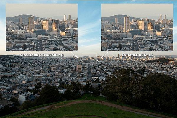 Adobe dùng AI để tăng chất lượng ảnh RAW