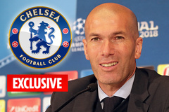 Chelsea chốt Zidane, Liverpool gặp họa lớn