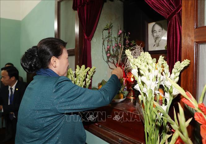 Chủ tịch QH,Nguyễn Thị Kim Ngân,Phủ Chủ tịch