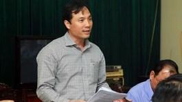 Trưởng Ban Tuyên giáo được bầu làm Phó Bí thư TT tỉnh uỷ Hà Tĩnh