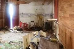 9 người trong gia đình thoát chết trong vụ nổ mìn sáng mùng 5 Tết