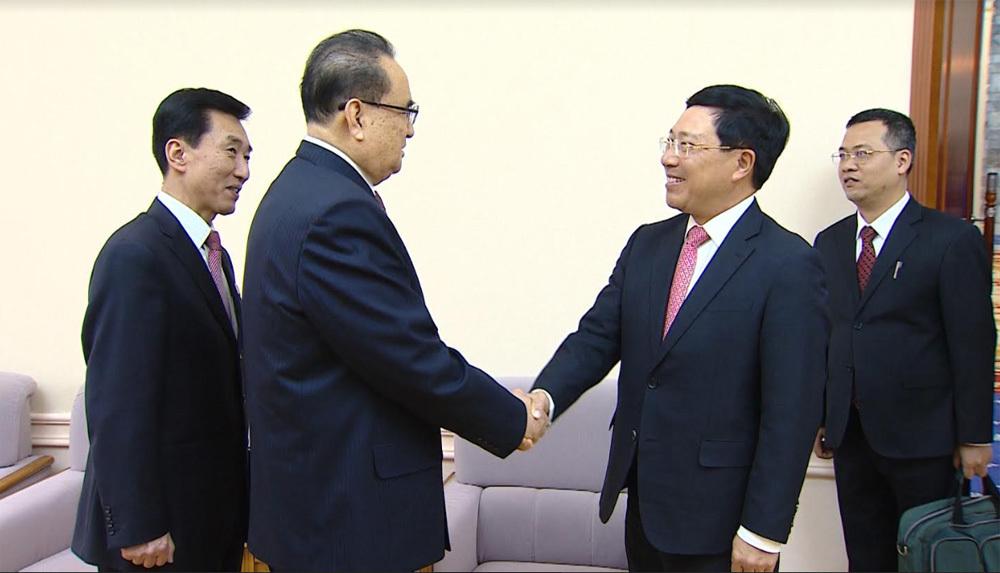Việt Nam sẵn sàng chia sẻ với Triều Tiên kinh nghiệm xây dựng đất nước