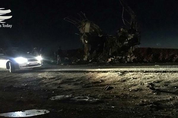 Tấn công đẫm máu ở Iran, 41 binh sĩ thiệt mạng