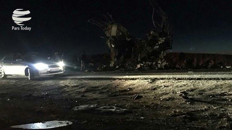 Iran,tấn công liều chết,Vệ binh cách mạng Hồi giáo Iran