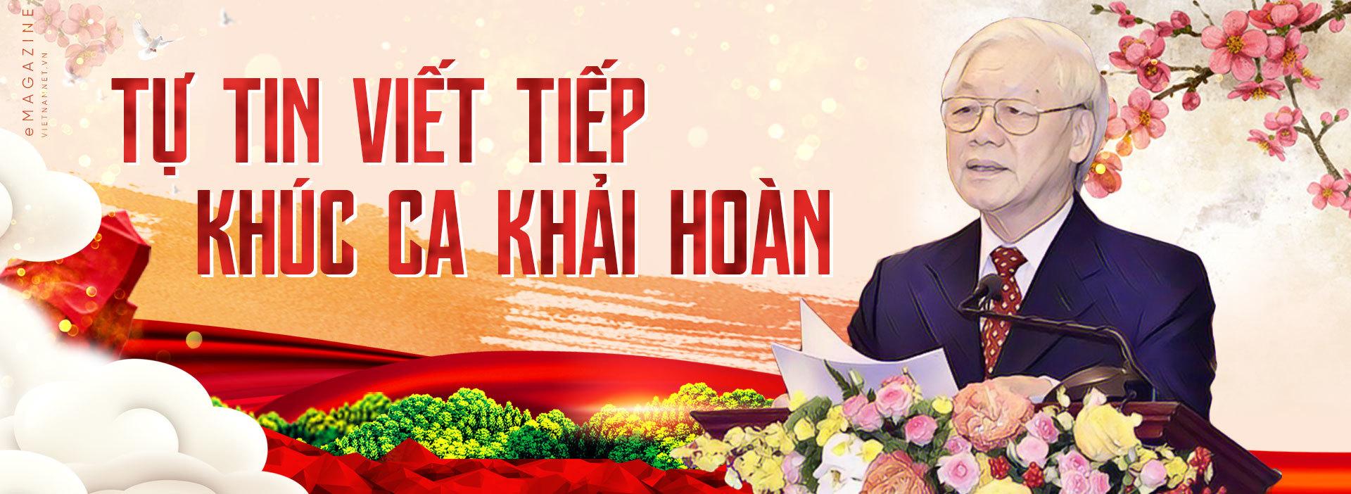 Tổng bí thư,Nguyễn Phú Trọng,Thủ tướng,Nguyễn Xuân Phúc,Vân Thiêng