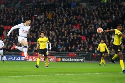 Son Heung-min bừng sáng, Tottenham nhấn chìm Dortmund