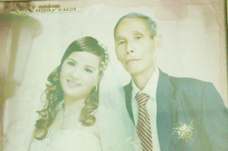 Cô gái 28 lấy chồng 80 tuổi và những chuyện tình lệch tuổi gây chú ý