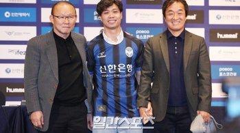 """Công Phượng """"ghi điểm"""" trong ngày ra mắt Incheon United"""