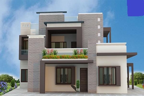 Những mẫu nhà 2 tầng hứa hẹn lên ngôi năm 2019