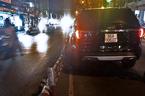Sư thầy lái ô tô tiền tỷ gây tai nạn liên hoàn