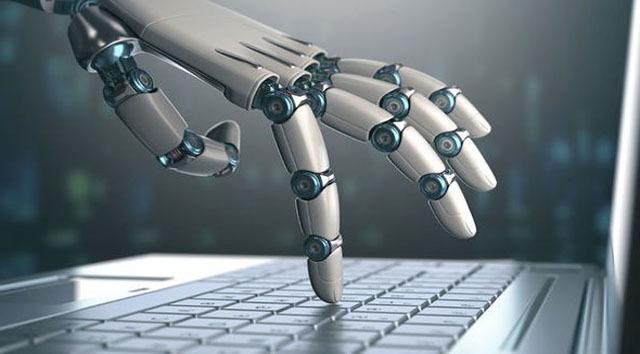 Robot,Trí tuệ nhân tạo,AI,phóng viên