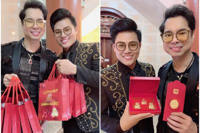 Ngọc Sơn bỏ gần 100 triệu mua vàng ngày Thần tài