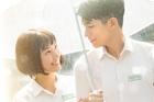 Á hậu Hoàng Oanh đóng phim ngôn tình với trai đẹp kém 8 tuổi
