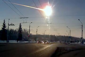 Ngày này năm xưa: Thiên thạch nổ kinh hoàng ở Nga