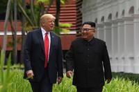Nhìn lại chặng đường ngoại giao Mỹ-Triều Tiên