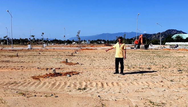 Thu hồi nhầm gần 3.000 m2 đất, giao doanh nghiệp phân lô bán nền