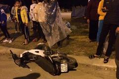 Phi xe máy như 'bay', 2 thanh niên tử vong tại chỗ