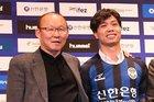 Tiết lộ: Các đội bóng K-League họp gấp, đòi có... Công Phượng!