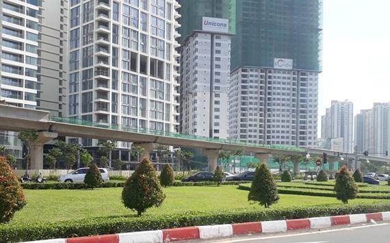 metro số 1,metro Bến Thành Suối Tiên,Trần Vĩnh Tuyến