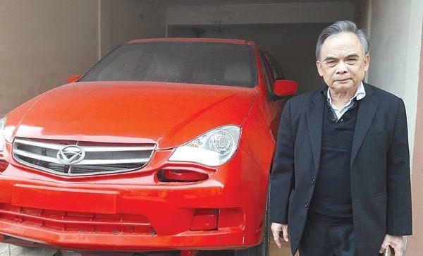 Mơ ô tô Việt chạy đầy đường: Điều phũ phàng ông chủ Vinaxuki nhận lại