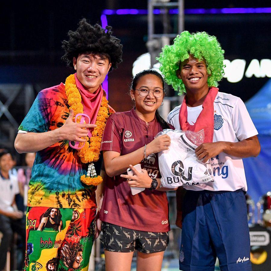 Xuân Trường,Buriram United,Thai-League