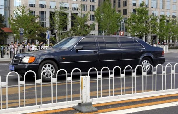 3 đời lãnh đạo Triều Tiên dùng xe gì?