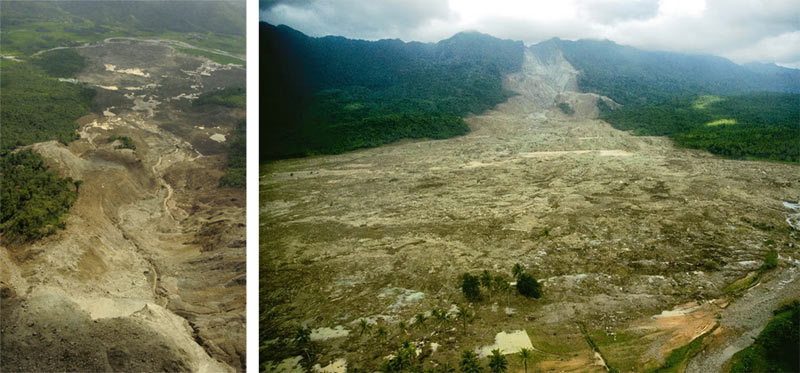 '. Ngày này năm xưa: Lở đất 'nuốt sống' hàng nghìn người ở Philippines .'