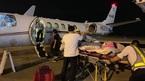 Chuyên cơ chở Việt kiều bị tạt axit, cắt chân sang Thái Lan điều trị