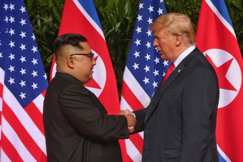 Mỹ,Triều Tiên,thượng đỉnh Mỹ Triều,hội nghị Trump Kim,Singapore,Việt Nam,Kim Jong Un,Donald Trump