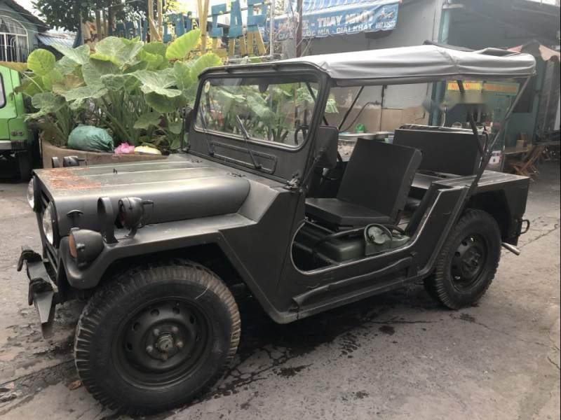 Ô tô Jeep đời cũ hầm hố hơn 100 triệu, món hời cho dân chơi xe