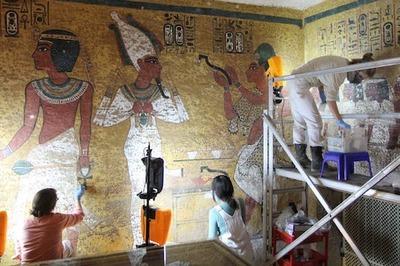 Ngày này năm xưa: Mở cửa thế giới bí ẩn của Pharaoh