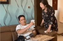Bị Thanh Thúy trách không quan tâm ngày Valentine, Đức Thịnh rút tiền đổi bình yên
