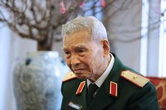 Tâm nguyện của Tướng Nguyễn Đức Huy 40 năm sau cuộc chiến