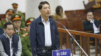 Thêm cựu Thứ trưởng Bộ Công an Trần Việt Tân kháng cáo