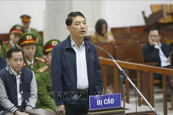 Vũ nhôm,Phan Văn Anh Vũ,Bộ Công an,Bùi Văn Thành,Trần Việt Tân
