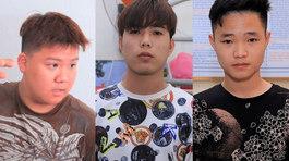 Bắt nóng 3 đối tượng cướp xe máy của 5 thanh niên đi chơi Valentine