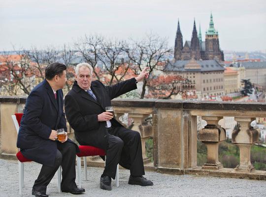 Cú sốc của Huawei ở Cộng hòa Czech