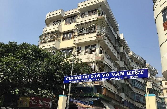 chung cư 518 Võ Văn Kiệt,TP.HCM,tái định cư