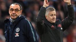 Chelsea đấu MU: Solskjaer phán xử Sarri