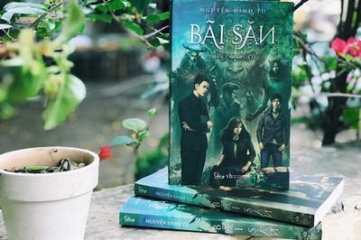 Ra mắt tiểu thuyết được ví như Harry Potter của Việt Nam