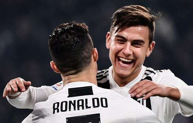 Juventus,Frosinone,Ronaldo