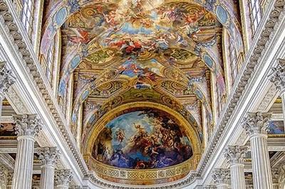 Cung điện Versailles nhận lại khối đá cẩm thạch đỏ sau gần 350 năm đặt hàng
