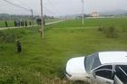 Vụ buôn ma túy ôm súng cố thủ trên xe: Nghi phạm trốn trên núi ra đầu thú