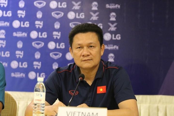 HLV U22 Việt Nam không biết thông tin về Thái Lan, Philippines