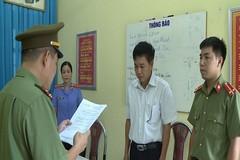 Gian lận điểm thi THPT quốc gia: Khởi tố cựu trung tá Công an tỉnh Sơn La