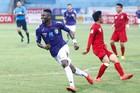 Hà Nội 1-0 Bình Dương: Hoàng Vũ Samson mở tỷ số (H1)
